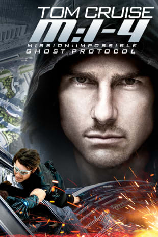 movie poster for Mission: Impossible Ghost Protocol