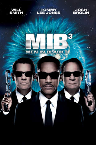movie poster for Men In Black 3 (2012)