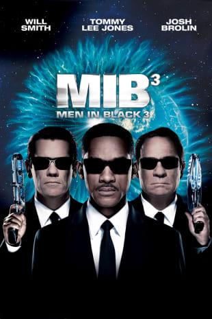 movie poster for Men In Black 3 (2012)