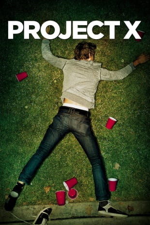 movie poster for Project X