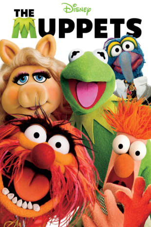 movie poster for The Muppets