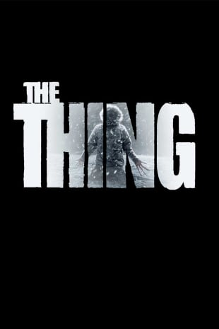 movie poster for The Thing (2011)