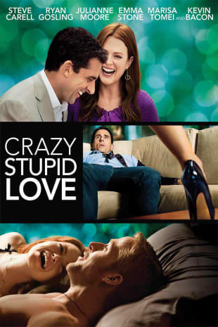 movie poster for Crazy, Stupid, Love