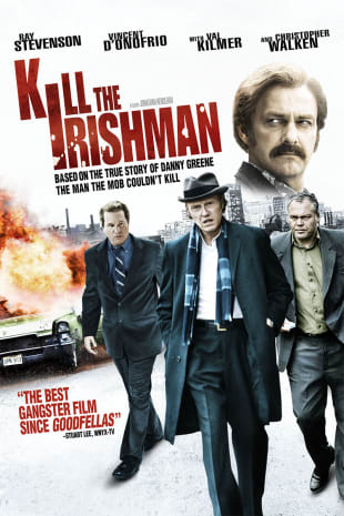 movie poster for Kill The Irishman