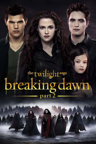 movie poster for Twilight Saga: Breaking Dawn, Part 2 (2012)