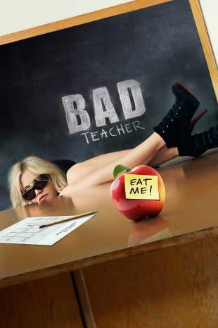 movie poster for Bad Teacher