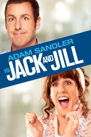 movie poster for Jack And Jill