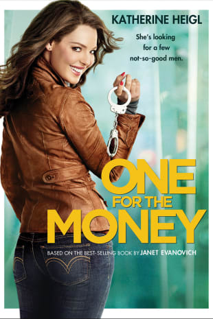 movie poster for One For The Money