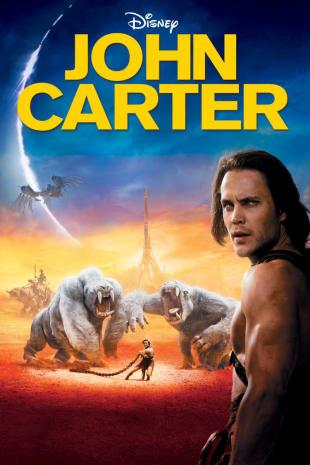 movie poster for John Carter