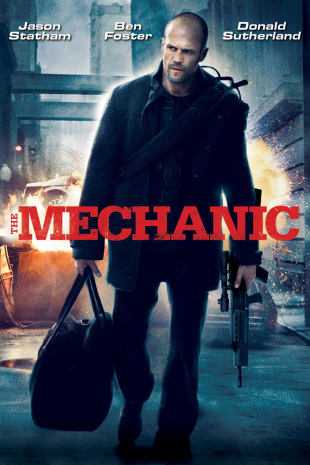 movie poster for The Mechanic