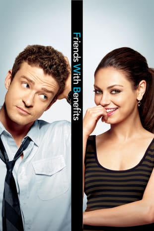 movie poster for Friends With Benefits