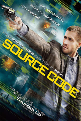 movie poster for Source Code