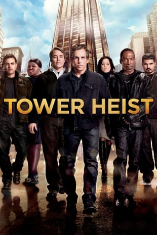 movie poster for Tower Heist