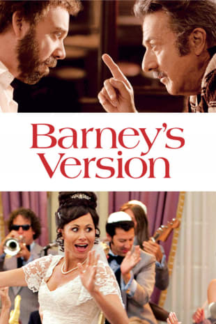 movie poster for Barney's Version