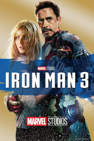 movie poster for Iron Man 3