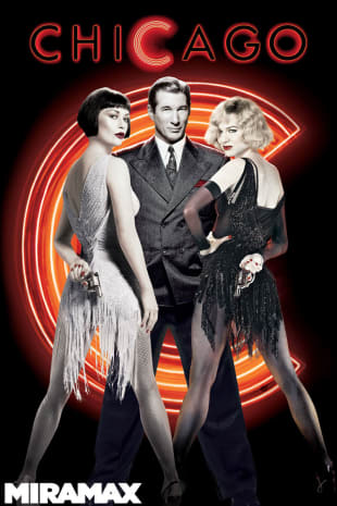 movie poster for Chicago