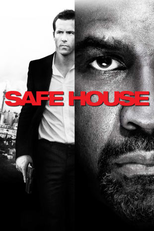 movie poster for Safe House