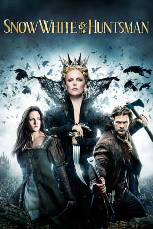 movie poster for Snow White And The Huntsman