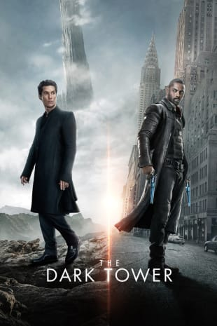 movie poster for The Dark Tower