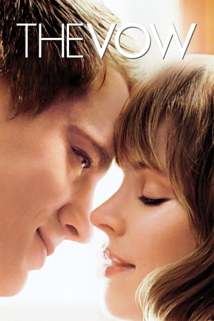 movie poster for The Vow
