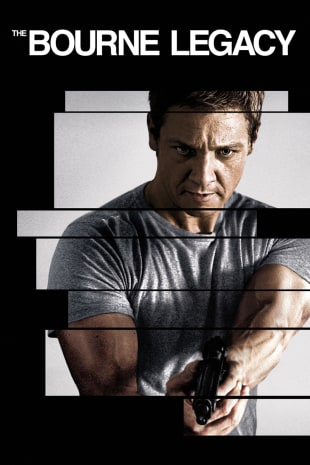 movie poster for The Bourne Legacy