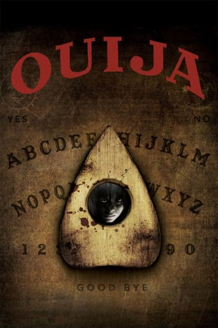 movie poster for Ouija