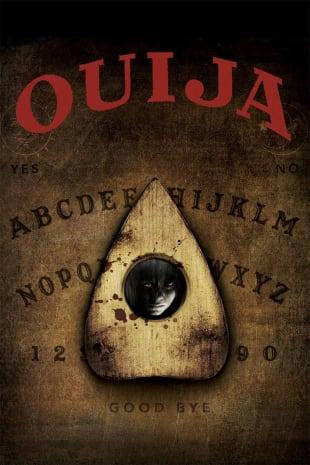movie poster for Ouija
