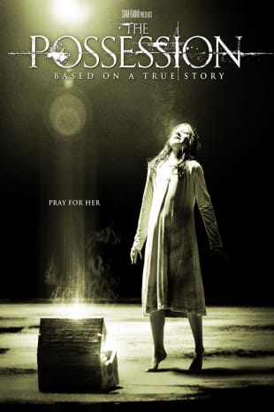 movie poster for The Possession