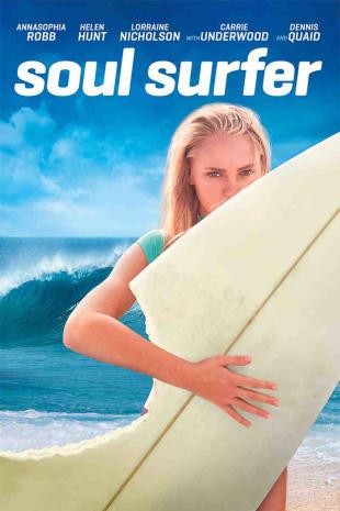 movie poster for Soul Surfer