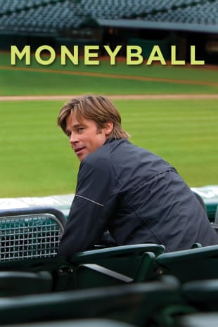 movie poster for Moneyball