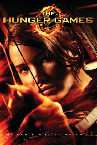 movie poster for The Hunger Games