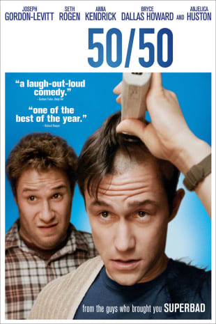 movie poster for 50/50