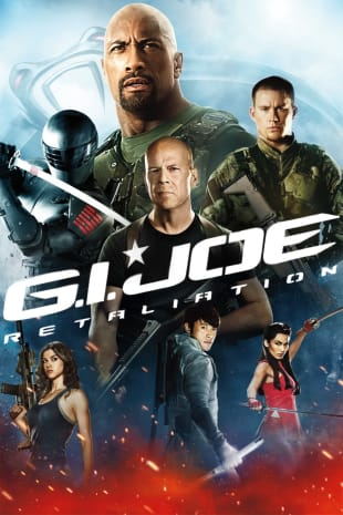 movie poster for GI Joe: Retaliation
