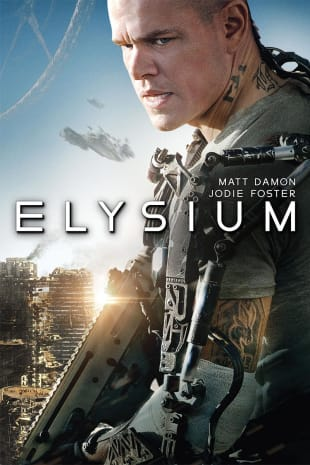movie poster for Elysium