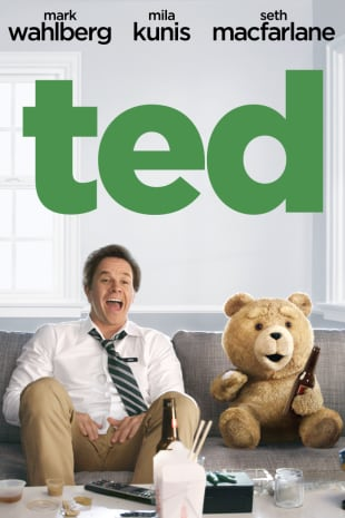 movie poster for Ted (2012)