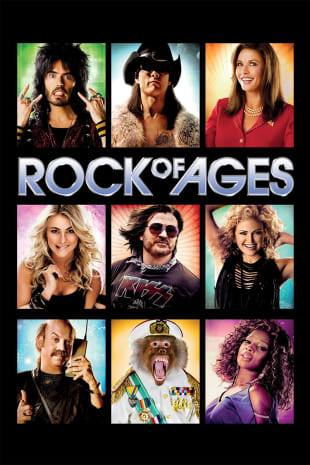movie poster for Rock of Ages