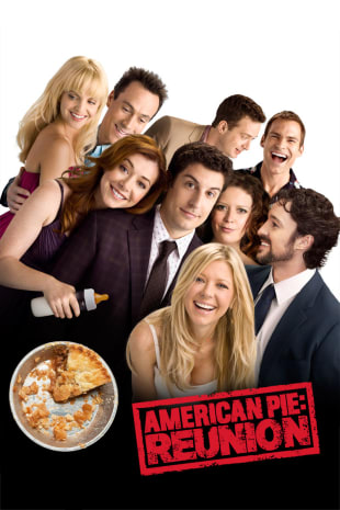 movie poster for American Reunion