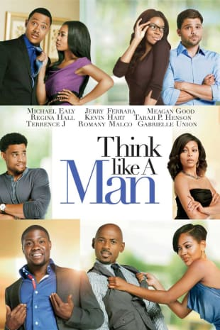 movie poster for Think Like A Man