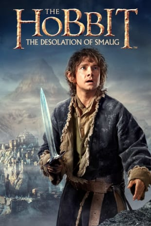 movie poster for The Hobbit: The Desolation Of Smaug