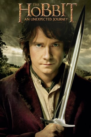 movie poster for The Hobbit: An Unexpected Journey