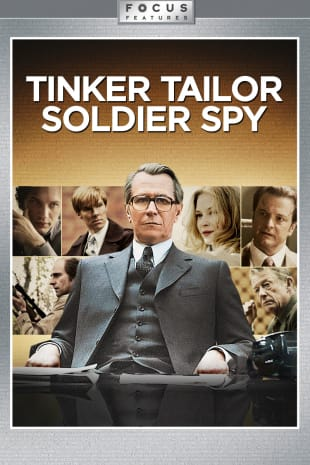 movie poster for Tinker, Tailor, Soldier, Spy