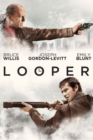 movie poster for Looper