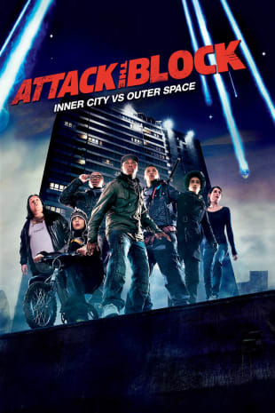 movie poster for Attack the Block