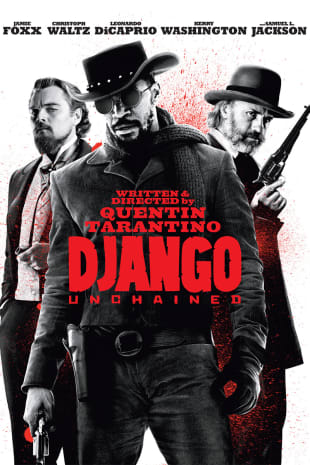 movie poster for Django Unchained (2012)