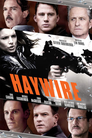 movie poster for Haywire