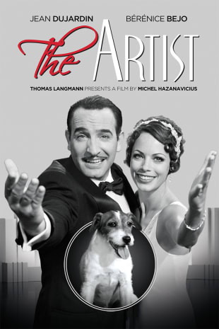 movie poster for The Artist
