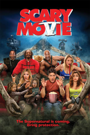 movie poster for Scary Movie 5