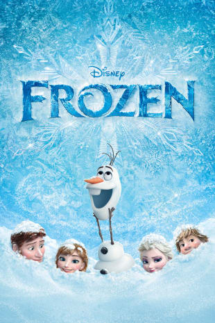 movie poster for Frozen