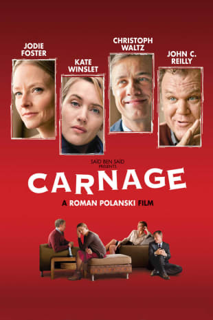 movie poster for Carnage