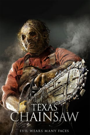 movie poster for Texas Chainsaw (2013)